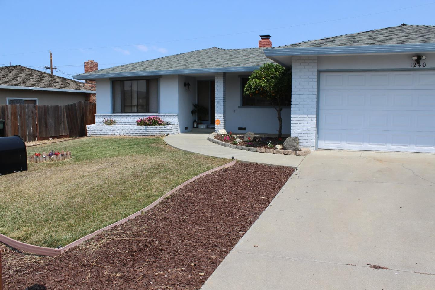 1240 Mesa Drive Hollister, CA 95023 - MLS #: ML81716474