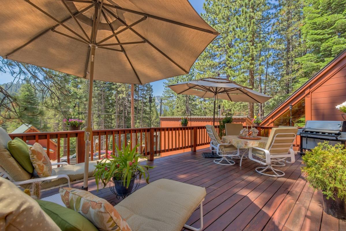 158 Tiger Tail Road Tahoe City, CA 96145 - MLS #: ML81716987