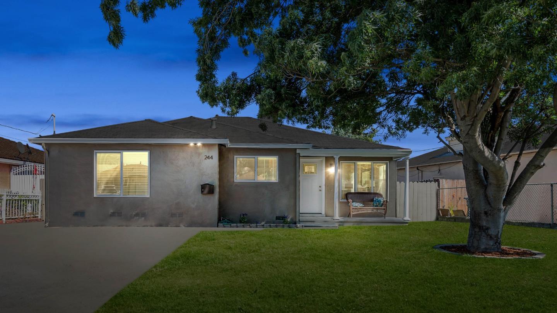 244 Verbena Drive East Palo Alto, CA 94303 - MLS #: ML81717193