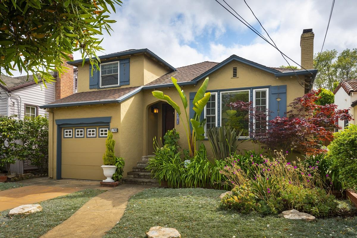 Detail Gallery Image 1 of 1 For 1740 Palm Ave, San Mateo, CA 94402 - 3 Beds   1 Baths