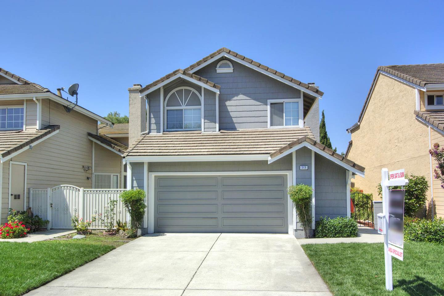 Detail Gallery Image 1 of 1 For 313 Moretti Ln, Milpitas, CA 95035 - 3 Beds | 2/1 Baths
