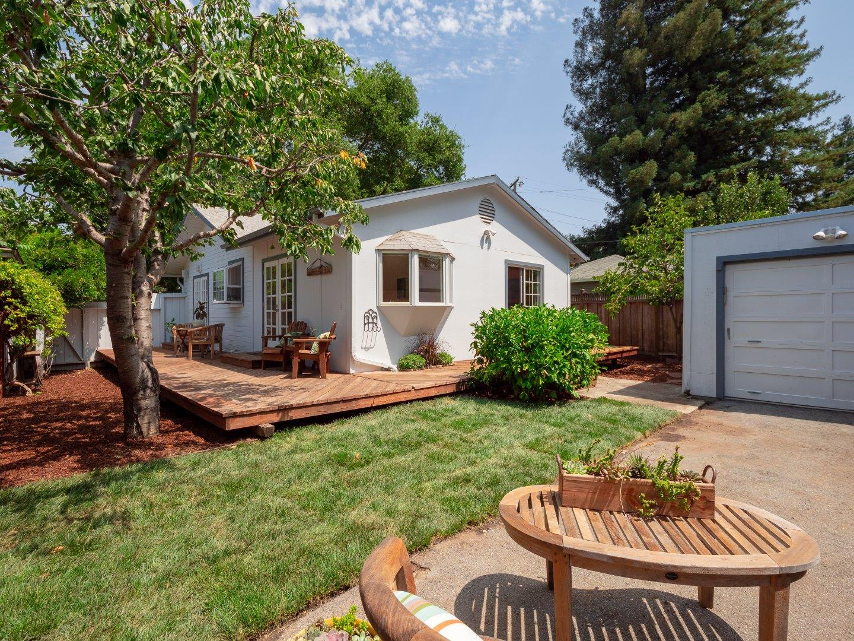 124 Oak Court Menlo Park, CA 94025 - MLS #: ML81717730