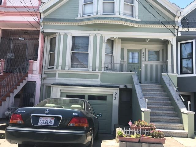 523-525 2nd Avenue San Francisco, CA 94118 - MLS #: ML81717804