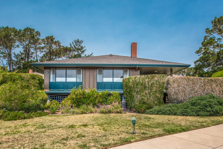 128 Del Mesa Carmel, Carmel in Monterey County, CA 93923 Home for Sale