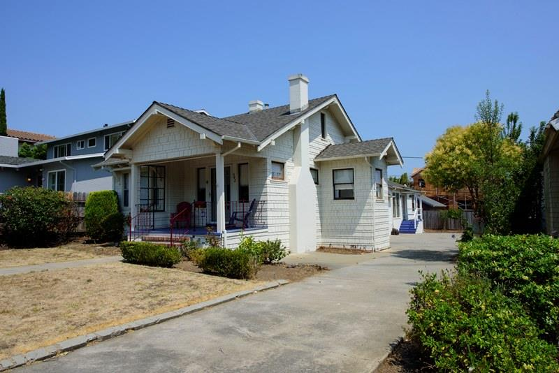 Detail Gallery Image 1 of 1 For 942-942a Paloma Ave, Burlingame, CA, 94010 - – Beds | – Baths