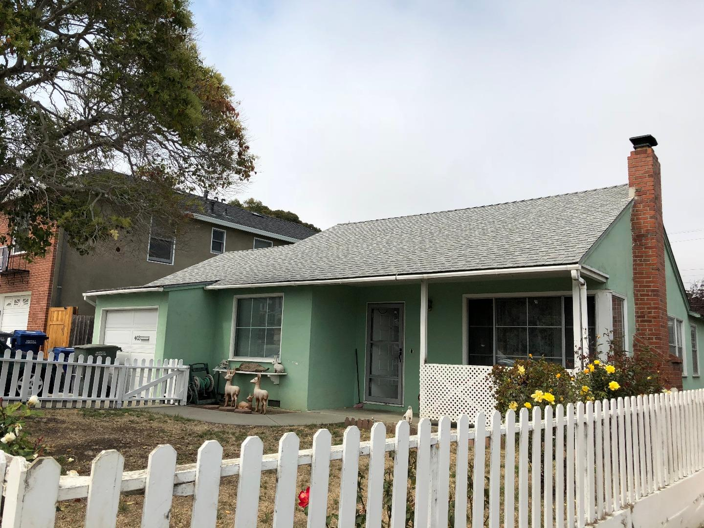 403 Fairway Drive South San Francisco, CA 94080 - MLS #: ML81718538