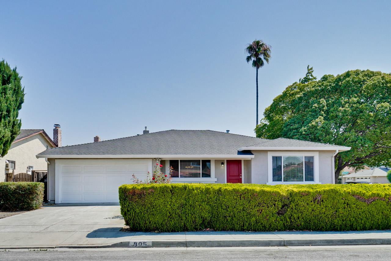 905 Cape Jessup Drive San Jose, CA 95133 - MLS #: ML81718668