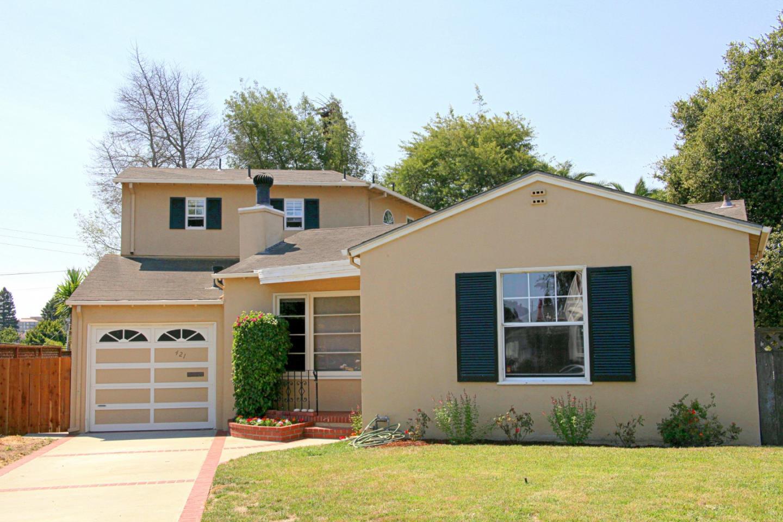 421 West Ellsworth Court, San Mateo, CA 94401