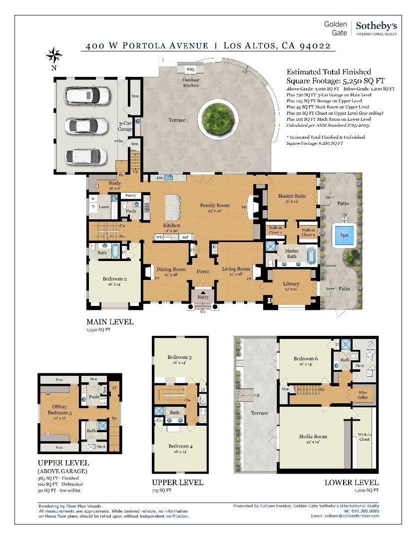 400 We Portola Avenue Los Altos, CA 94022 - MLS #: ML81721940