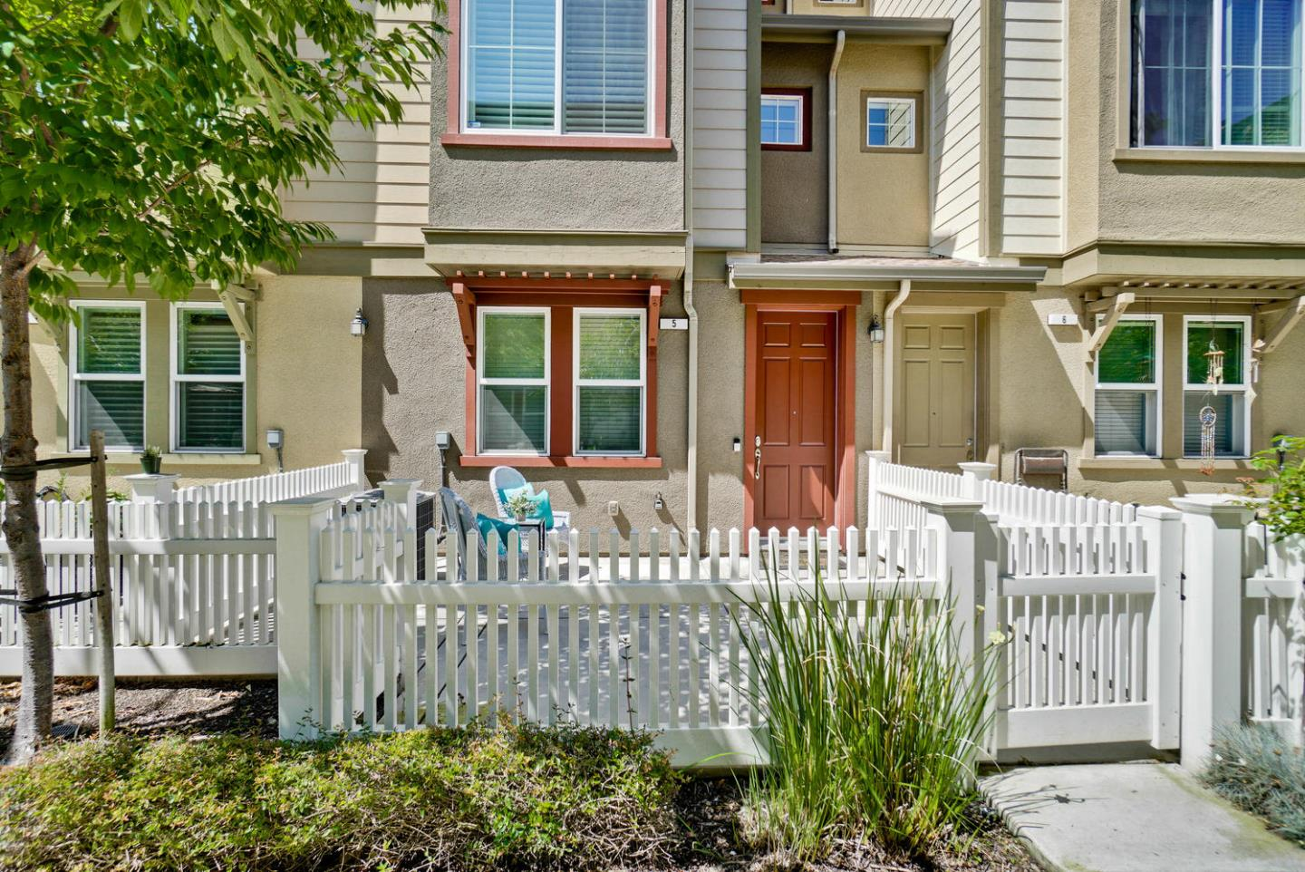 207 Peppermint Tree Terrace Unit 5 Sunnyvale, CA 94086 - MLS #: ML81721983