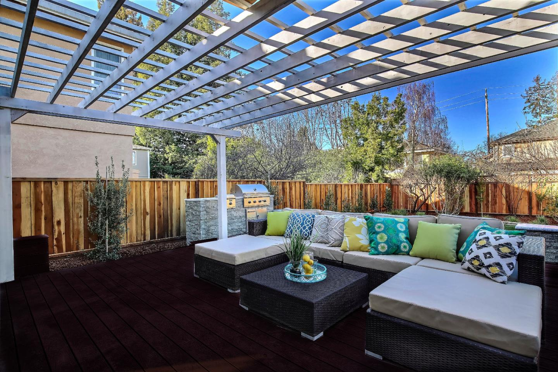 1180 Cloud Avenue Menlo Park, CA 94025 - MLS #: ML81722126