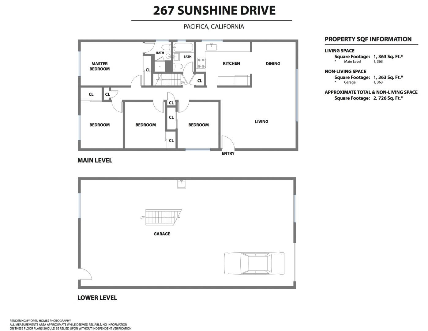 267 Sunshine Drive Pacifica, CA 94044 - MLS #: ML81722174