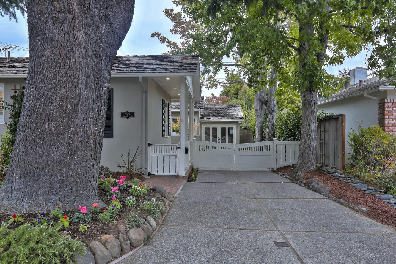 525 Alhambra Road San Mateo, CA 94402 - MLS #: ML81722235