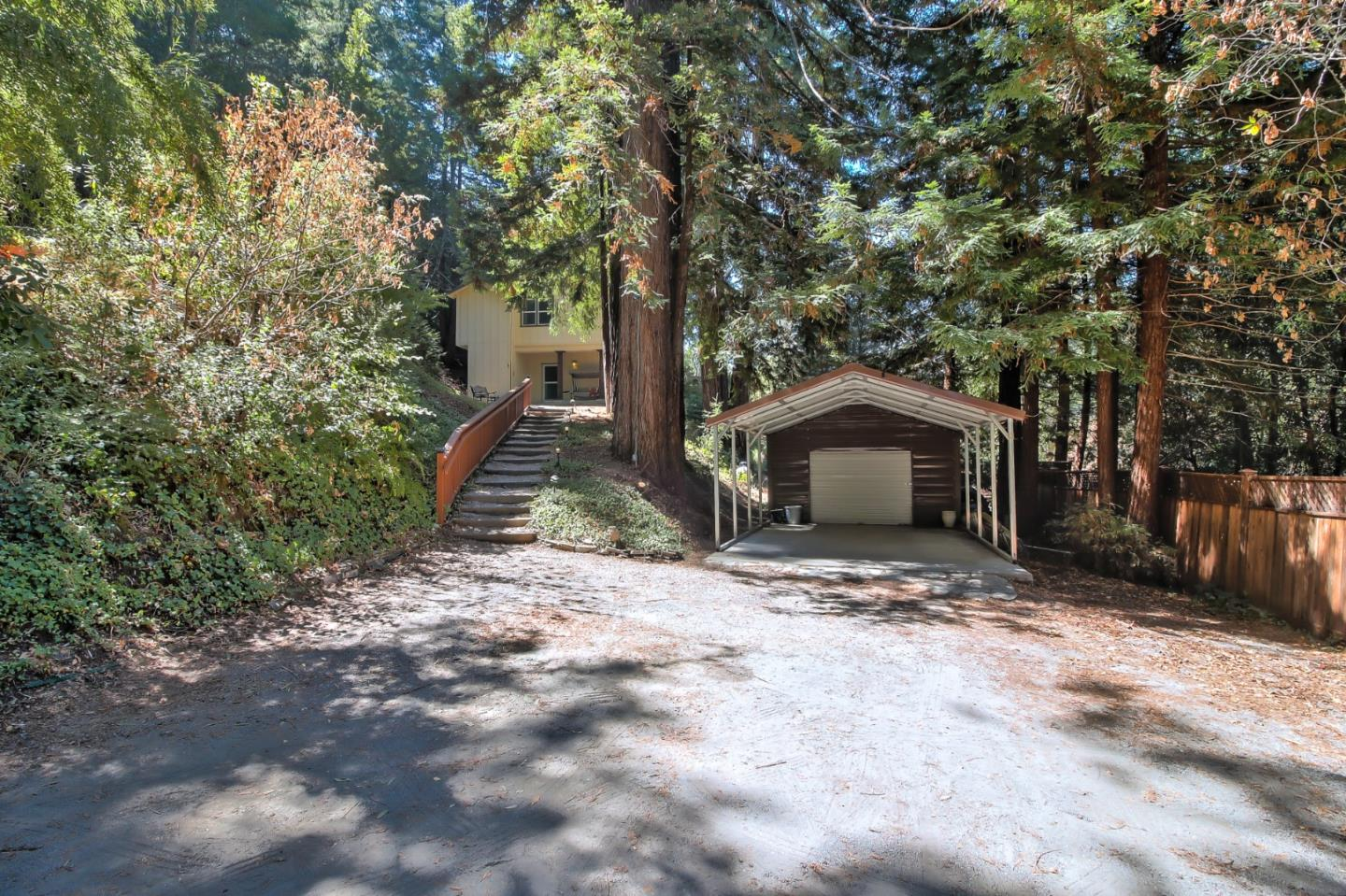 373 Summer Place Boulder Creek, CA 95006 - MLS #: ML81722315
