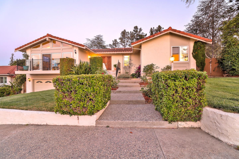 308 Casitas Bulevar Los Gatos, CA 95032 - MLS #: ML81722394