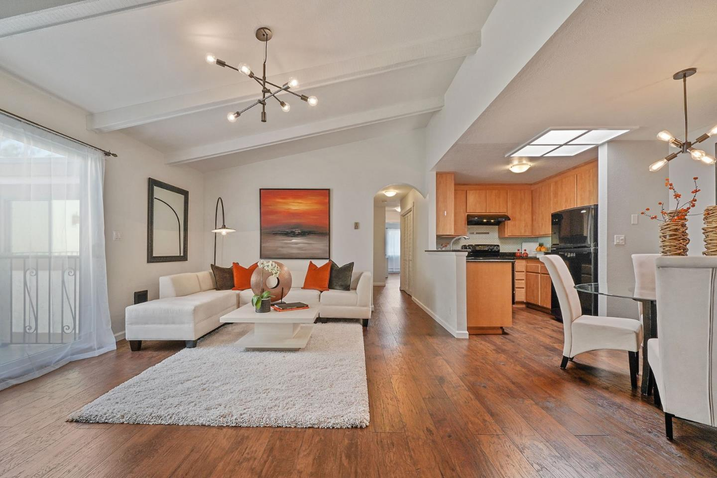 Detail Gallery Image 1 of 1 For 1209 Oak Grove Ave #303, Burlingame, CA, 94010 - 2 Beds | 2 Baths