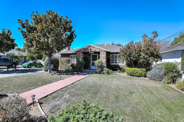 1593 Via Pisa San Jose, CA 95128 - MLS #: ML81722590