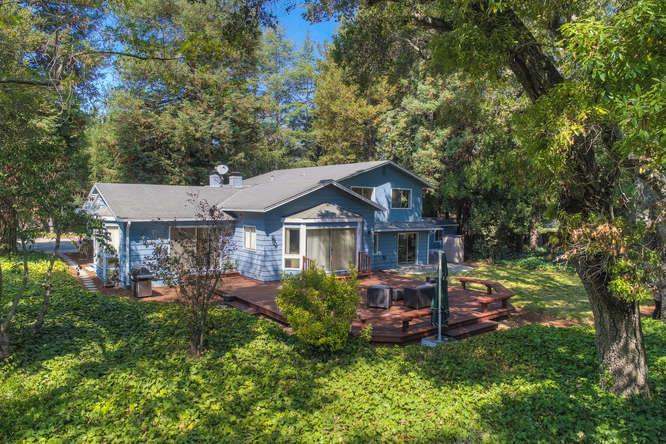 6 Heritage Court Atherton, CA 94027 - MLS #: ML81722637