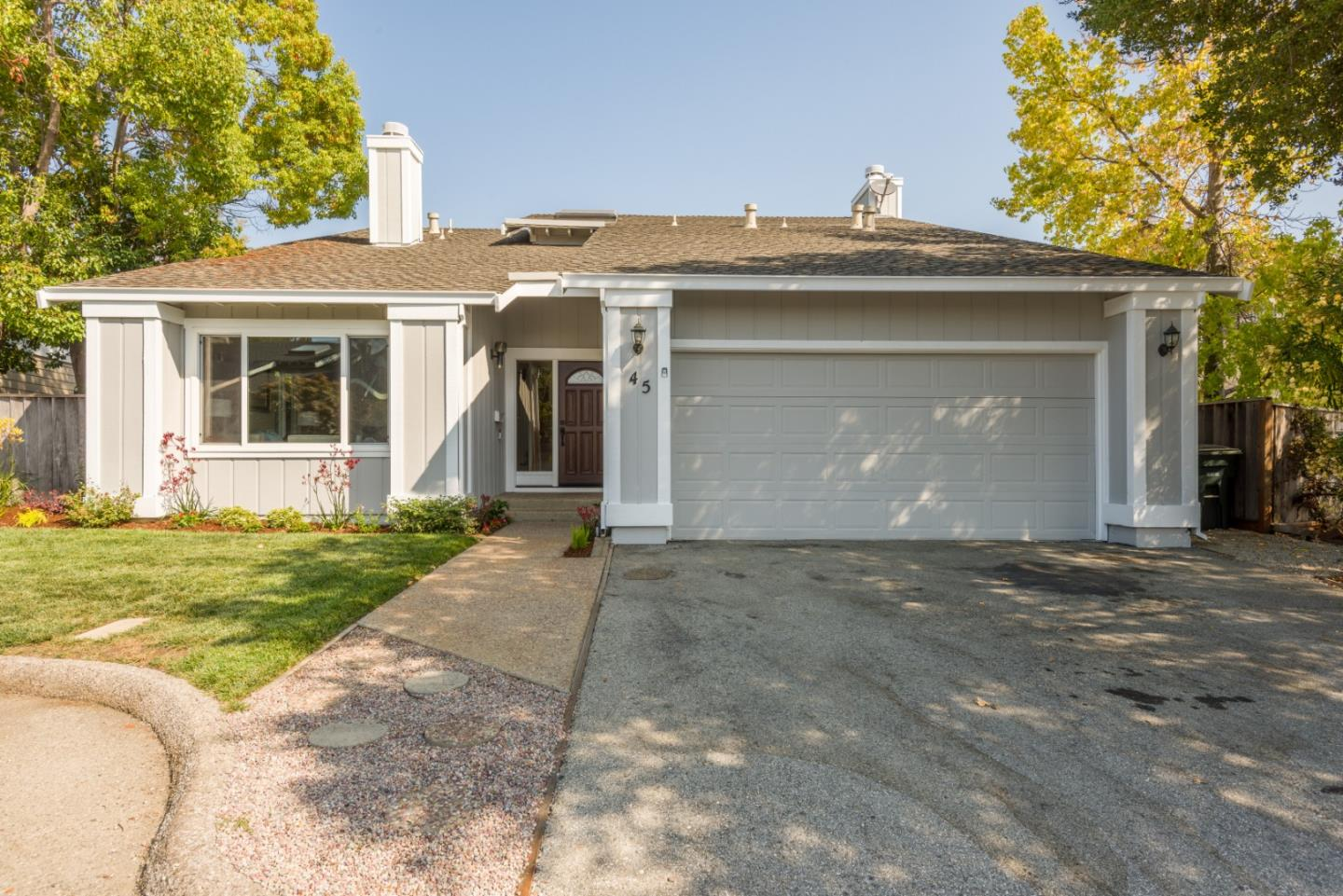 Detail Gallery Image 1 of 1 For 45 Mariani Ct, Redwood City,  CA 94062 - 3 Beds | 2/1 Baths