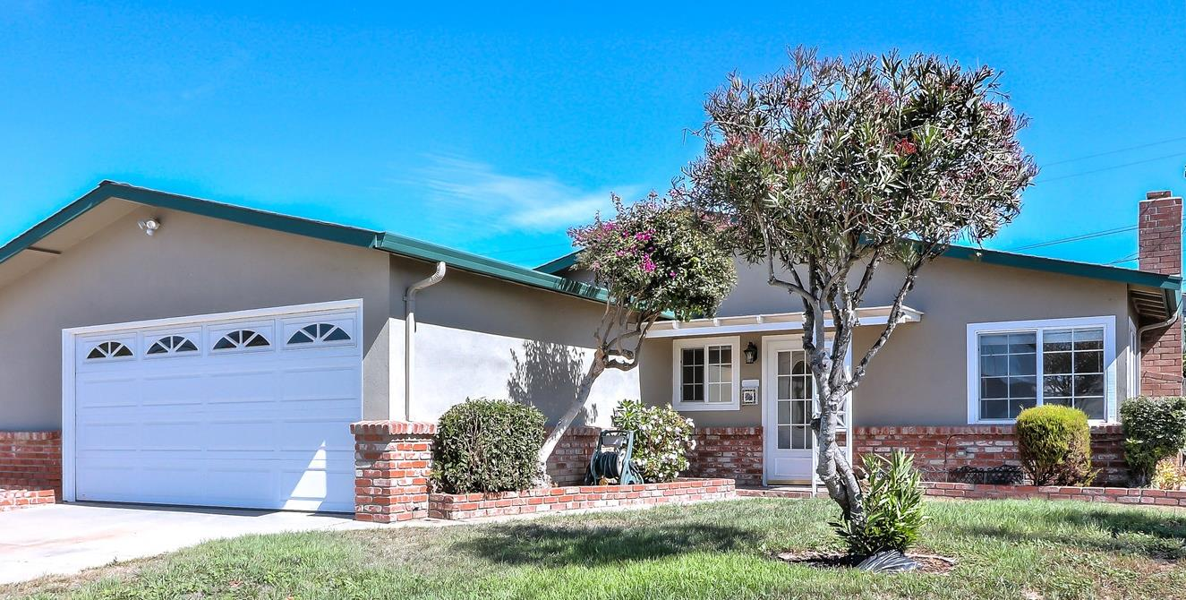 Detail Gallery Image 1 of 1 For 1460 Nichols Ave, Salinas,  CA 93906 - 3 Beds   1/1 Baths