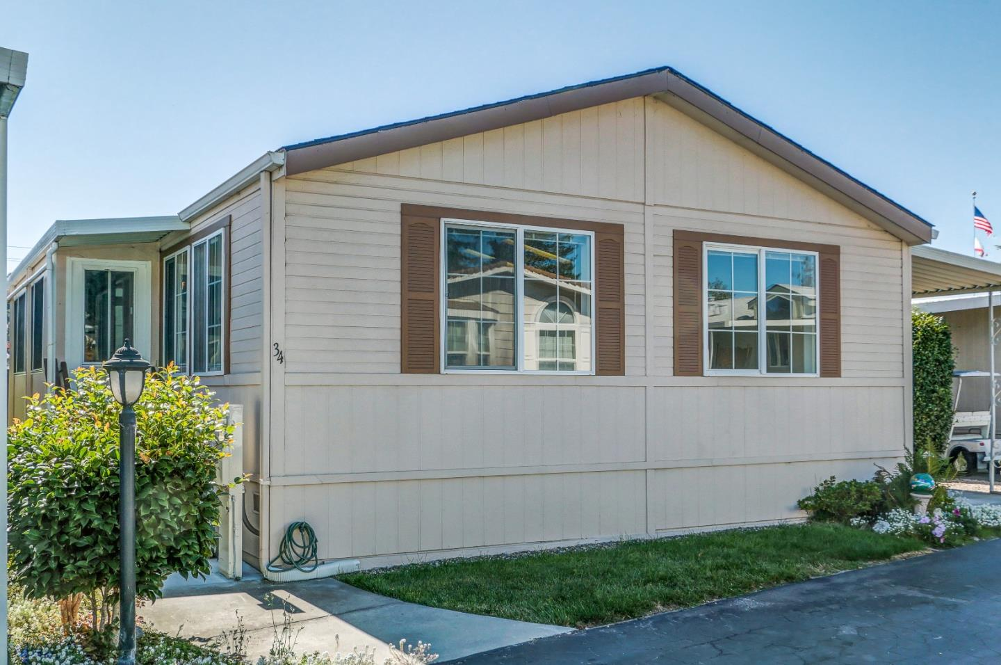 Detail Gallery Image 1 of 1 For 225 Mount Hermon #34, Scotts Valley, CA 95066 - 3 Beds | 2 Baths
