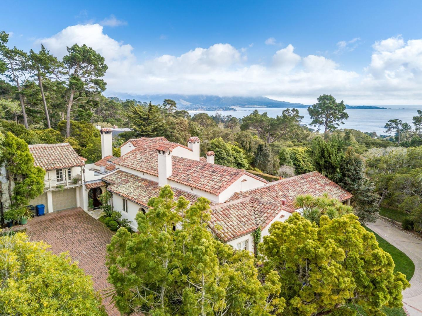 Detail Gallery Image 1 of 1 For 1531 Riata Rd, Pebble Beach, CA, 93953 - 6 Beds | 6/1 Baths