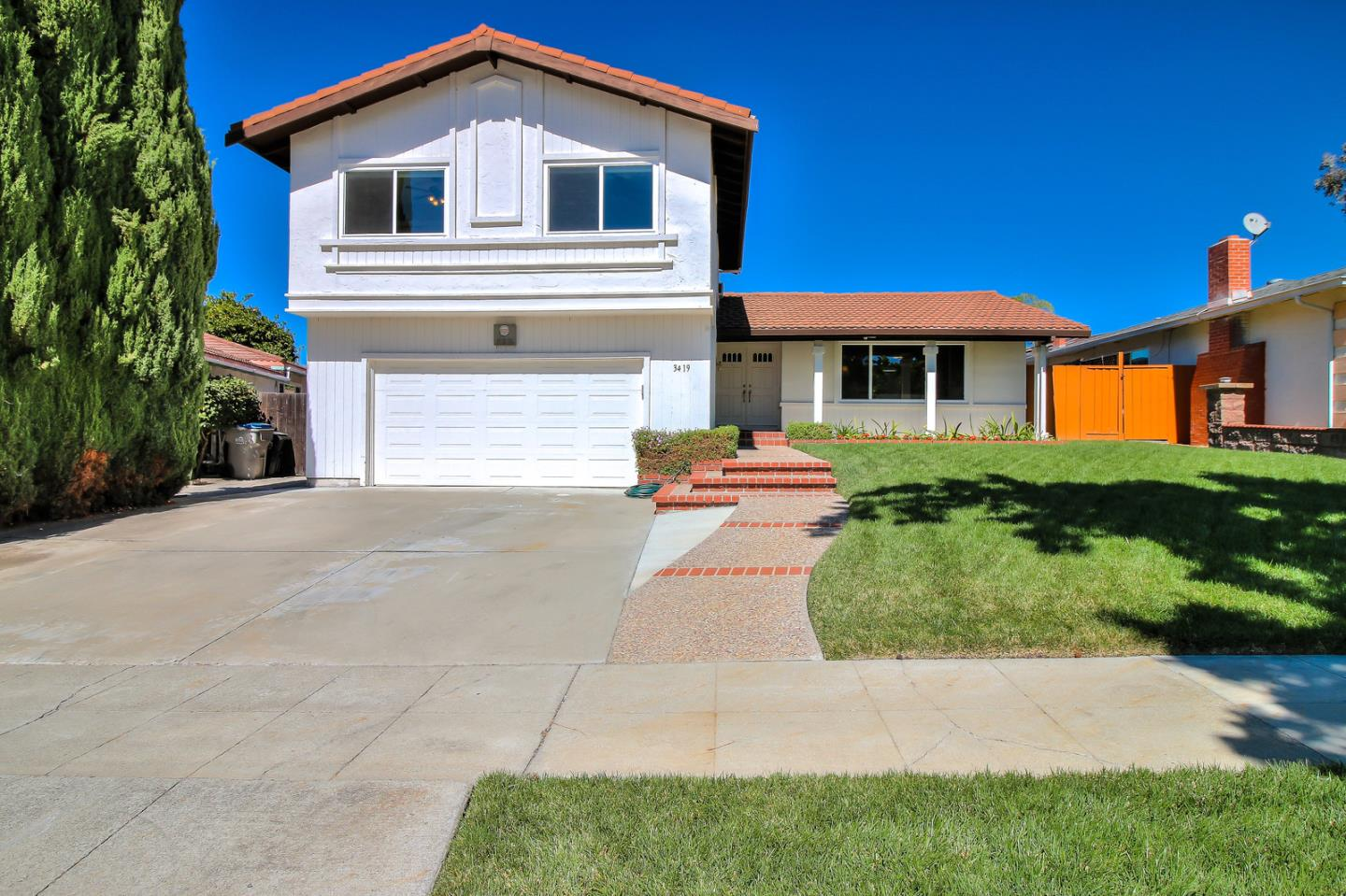 Detail Gallery Image 1 of 1 For 3419 Gila Dr, San Jose,  CA 95148 - 5 Beds | 2/1 Baths