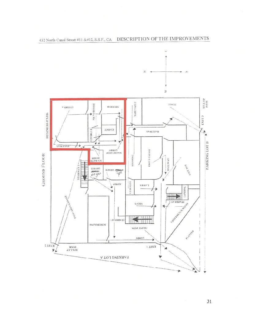 432 No Canal Street Unit 11-12 South San Francisco, CA 94080 - MLS #: ML81725099