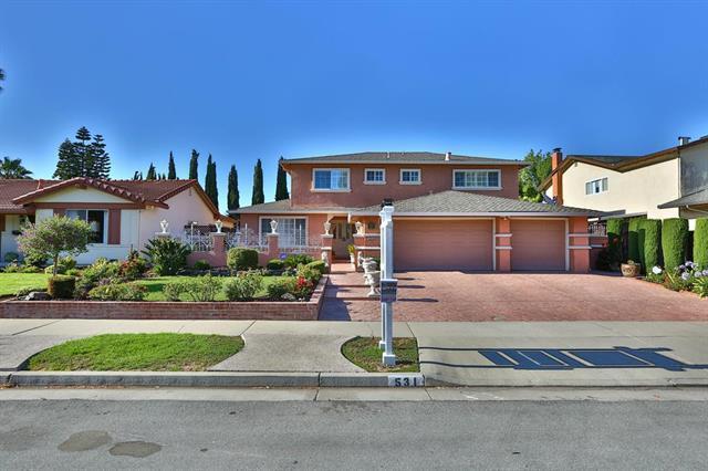 531 Chynoweth Ave, San Jose, CA 95136