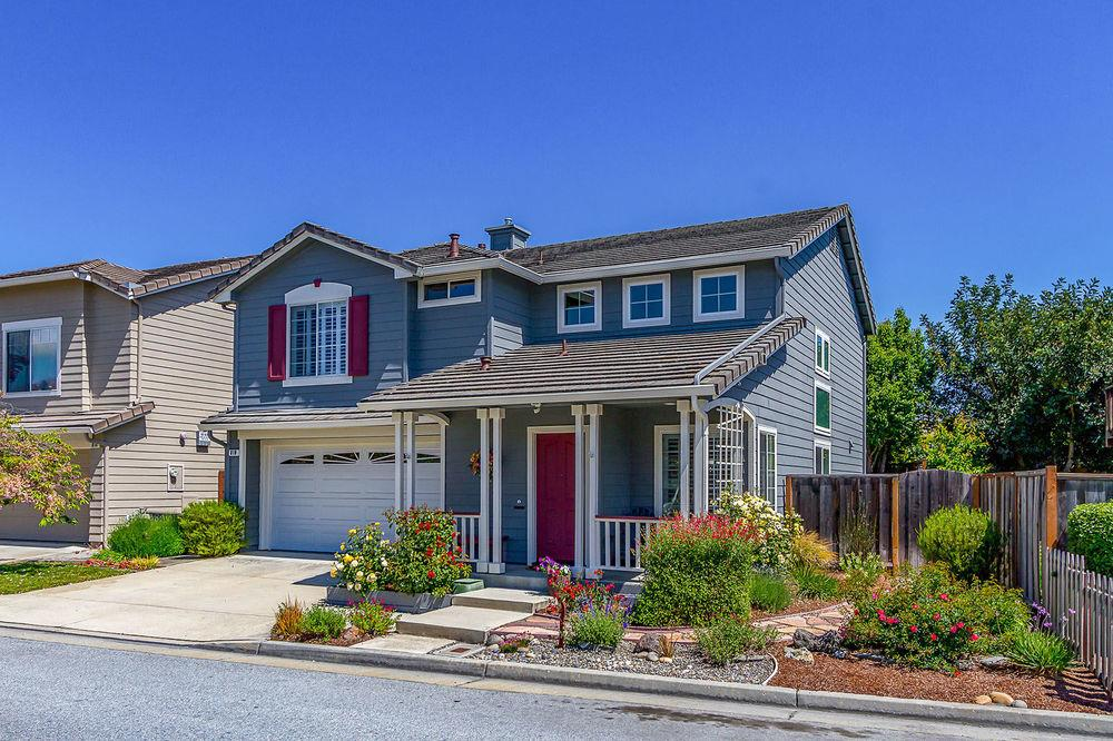 Detail Gallery Image 1 of 1 For 810 Coast Range Dr, Scotts Valley, CA, 95066 - 3 Beds | 2/1 Baths