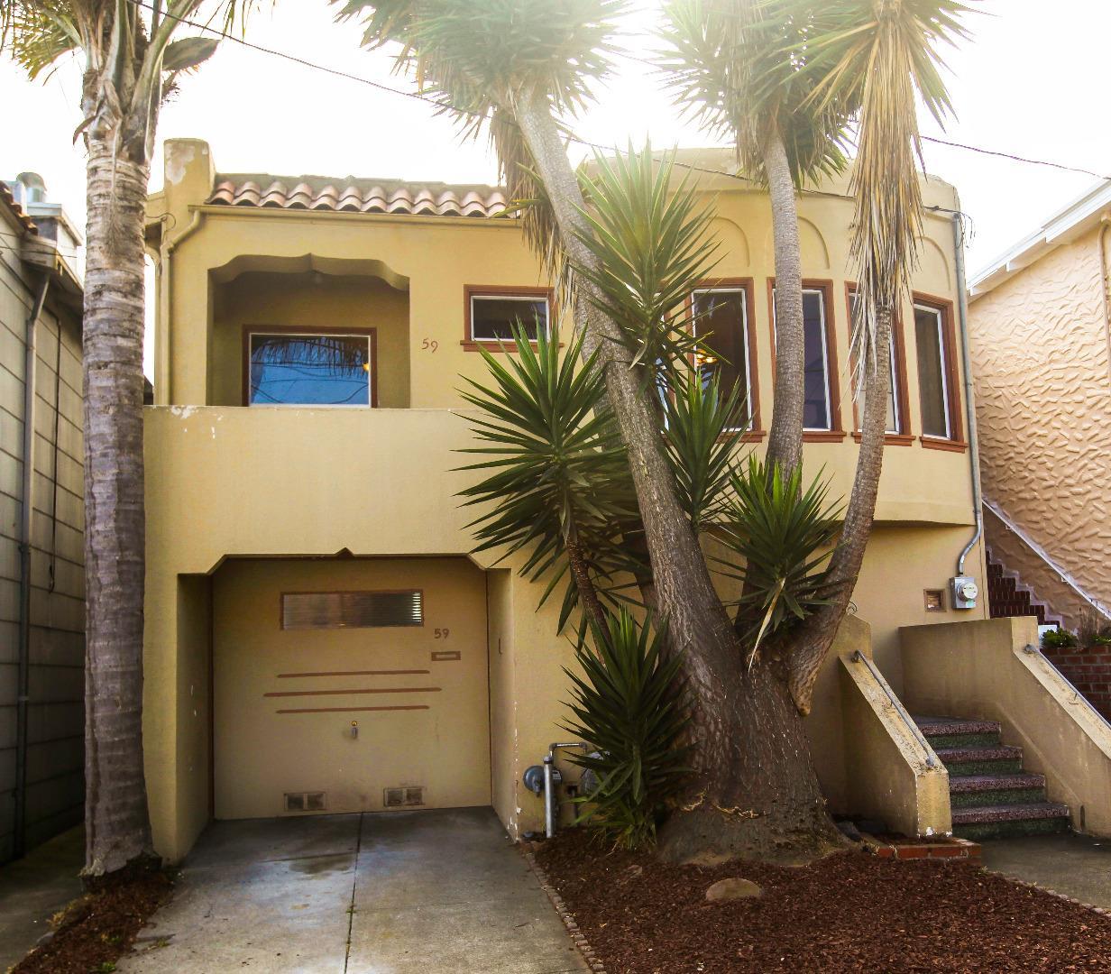 Image for 59 Paulding Street, <br>San Francisco 94112