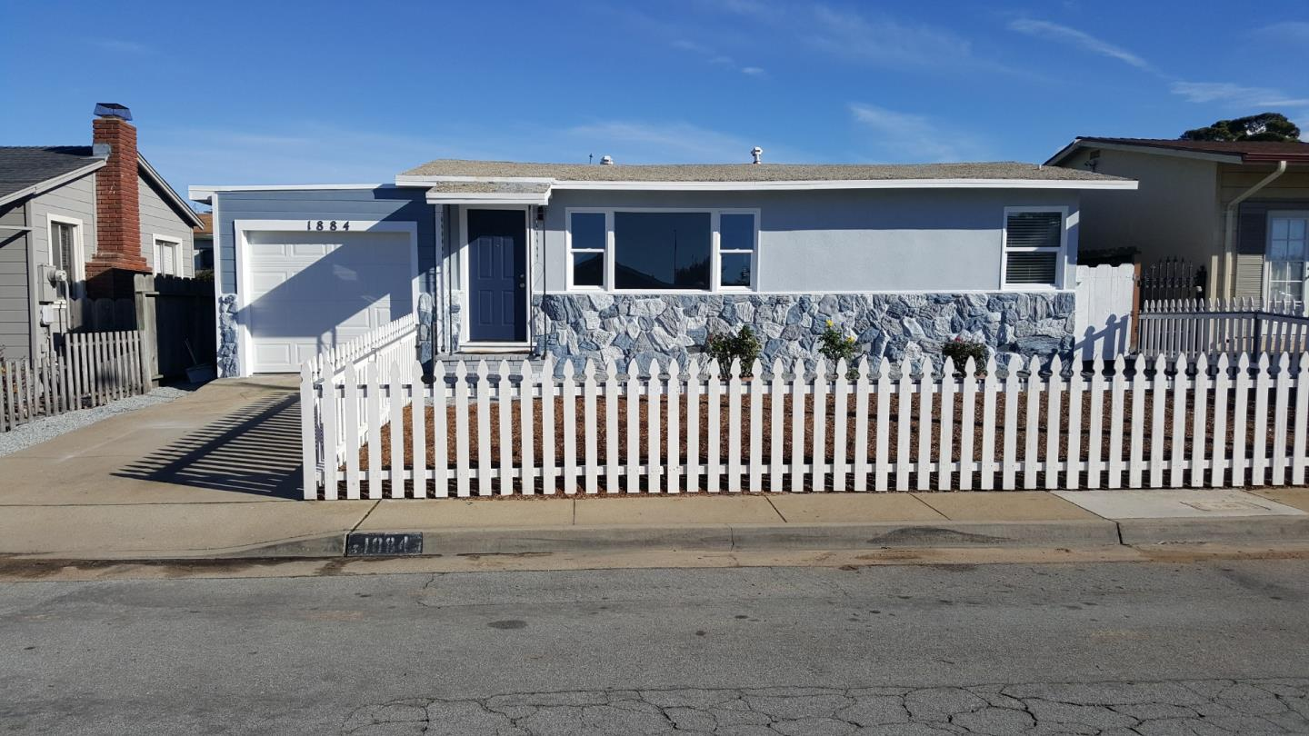 Detail Gallery Image 1 of 1 For 1884 Vallejo St, Seaside,  CA 93955 - 2 Beds | 1 Baths