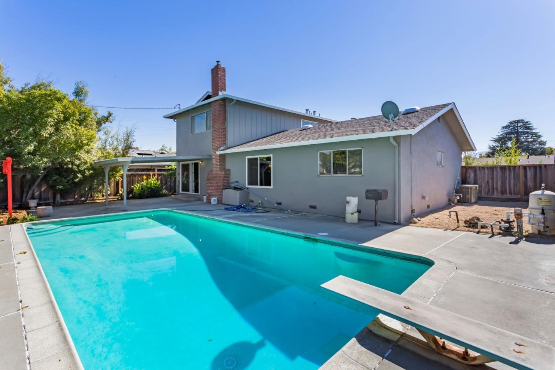 1731 Ewer Drive San Jose, CA 95124 - MLS #: ML81728160