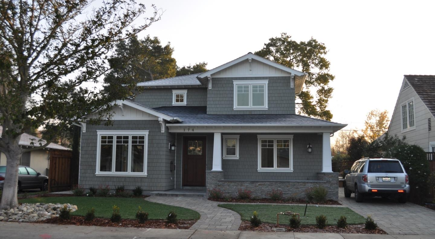 Detail Gallery Image 1 of 1 For 178 Heather Lane, Palo Alto,  CA 94303 - 4 Beds | 3/1 Baths