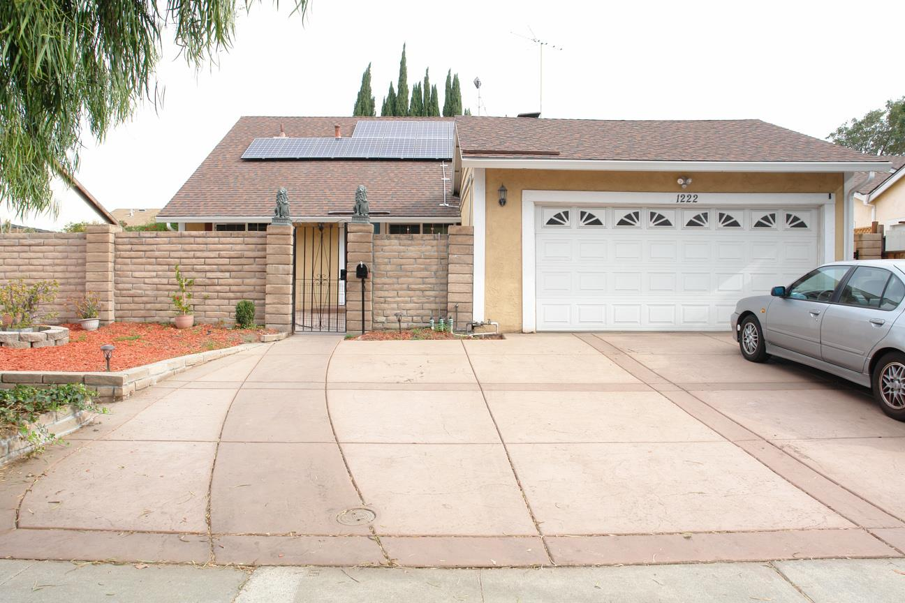 1222 Flickinger Ave, San Jose, CA 95131