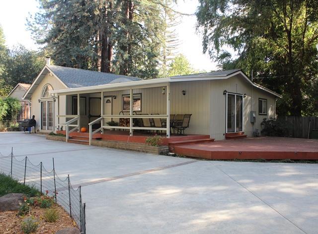 520 REDWOOD AVE, BEN LOMOND, CA 95005
