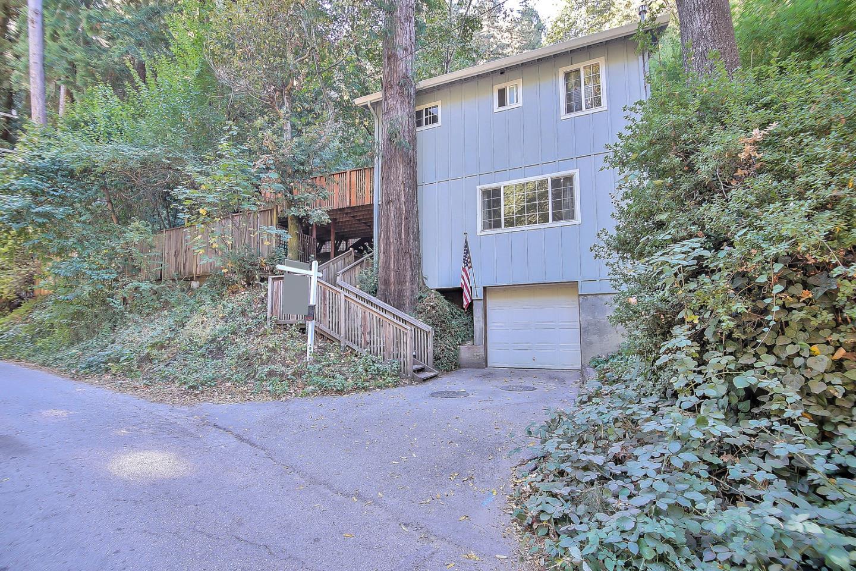 1614 Lockhart Gulch Road Scotts Valley, CA 95066 - MLS #: ML81730482
