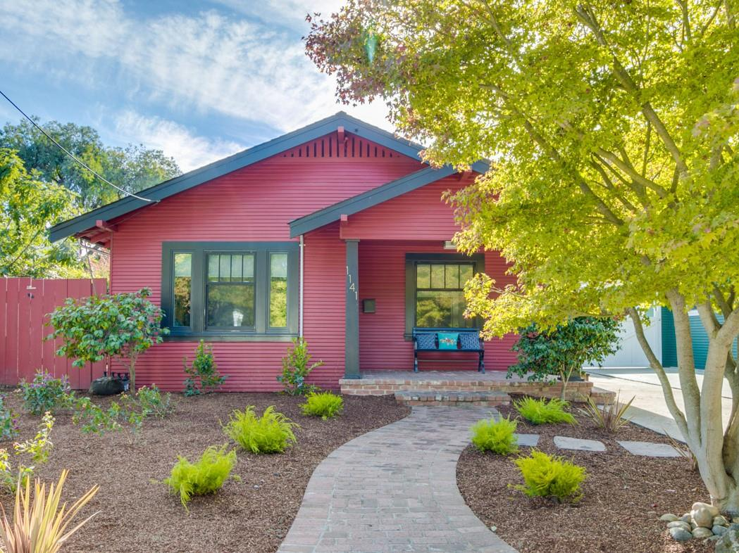 Detail Gallery Image 1 of 1 For 1141 W Dana St, Mountain View,  CA 94041 - 3 Beds   2/1 Baths