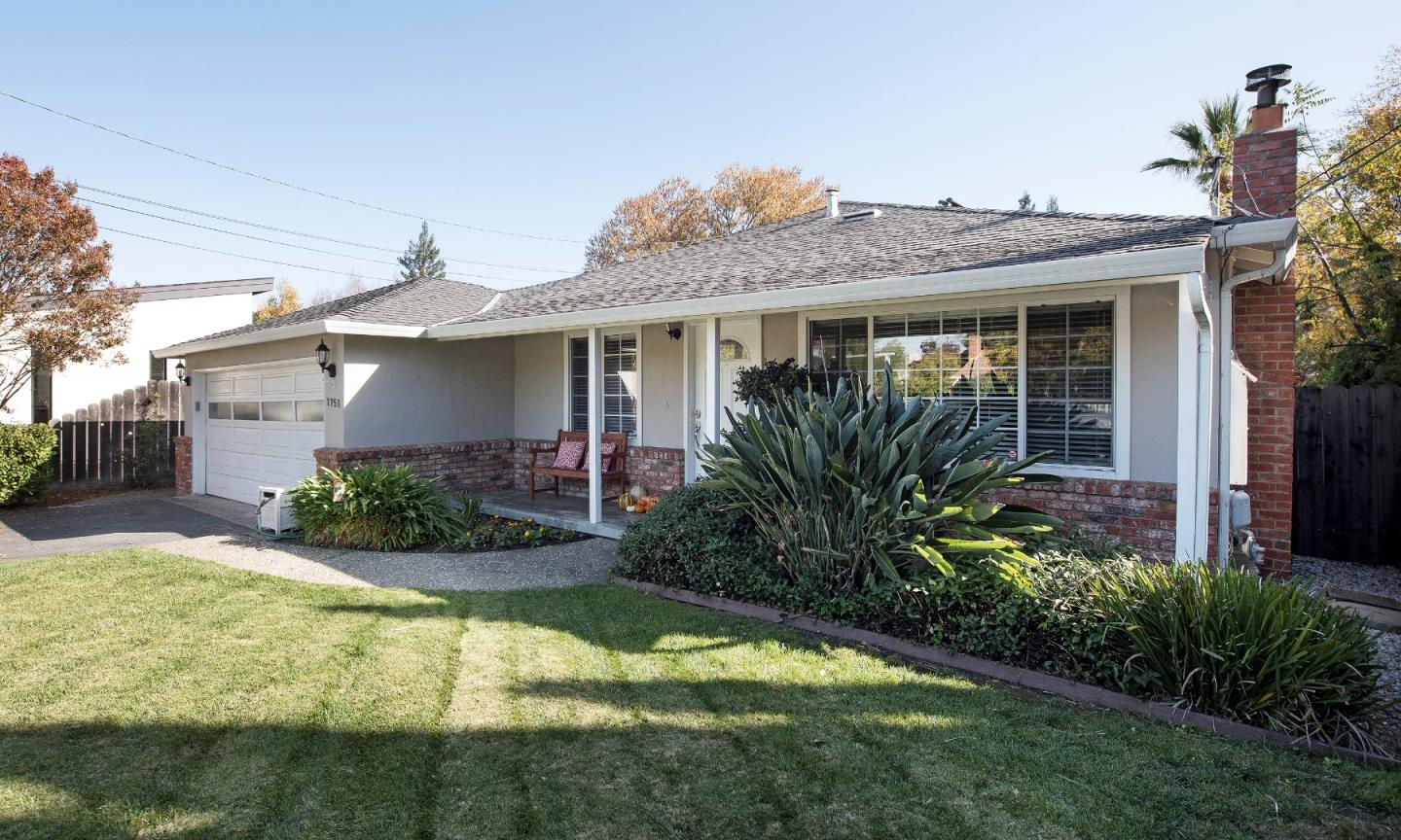 1751 Hull Avenue Redwood City, CA 94061 - MLS #: ML81730760