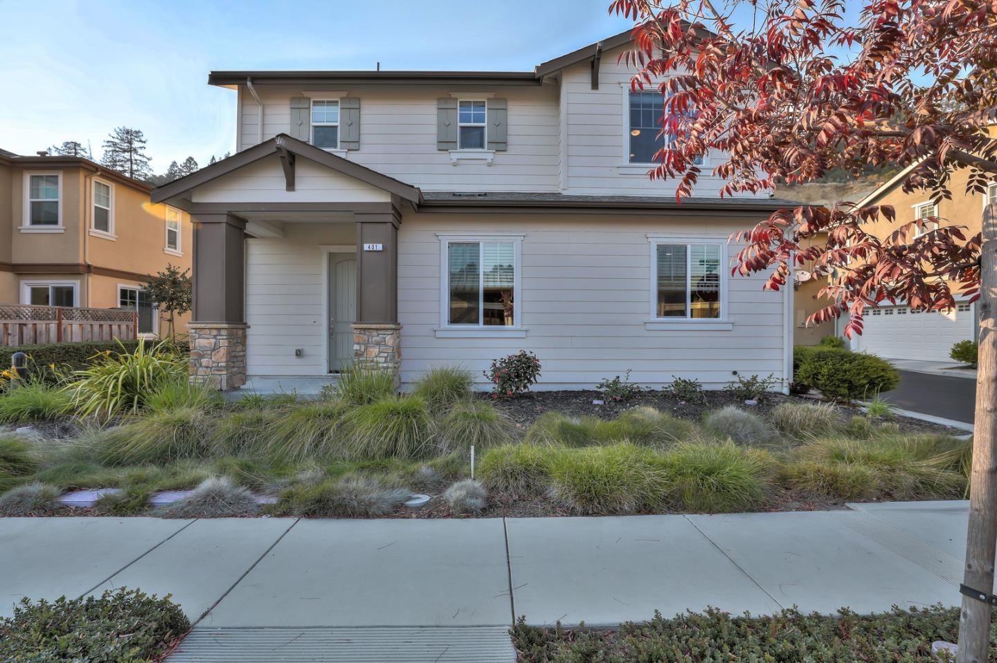 Detail Gallery Image 1 of 1 For 401 Pioneer Ln, Scotts Valley, CA, 95066 - 3 Beds | 2/1 Baths