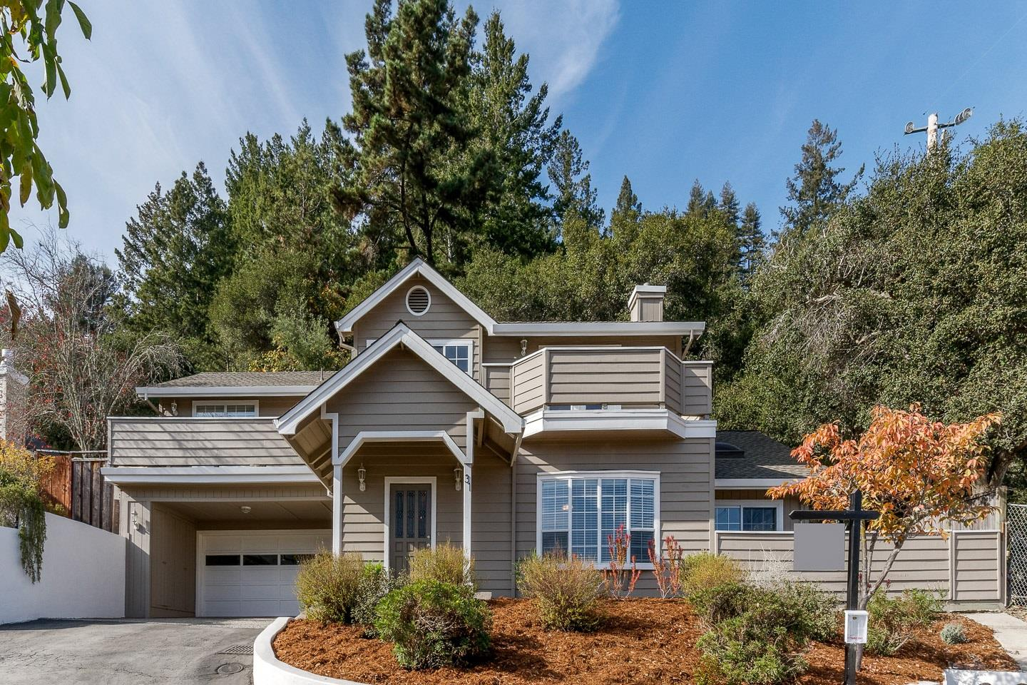 Detail Gallery Image 1 of 1 For 31 Dunslee Way, Scotts Valley, CA, 95066 - 3 Beds | 2/1 Baths