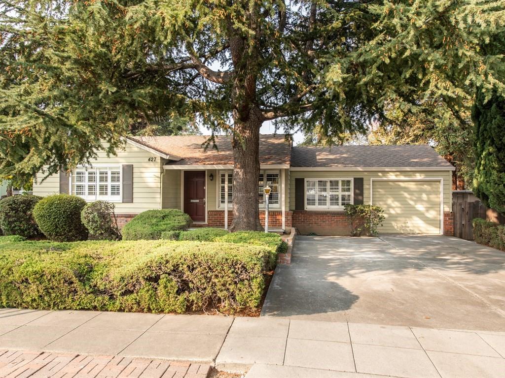 427 Coakley Drive San Jose, CA 95117 - MLS #: ML81731486