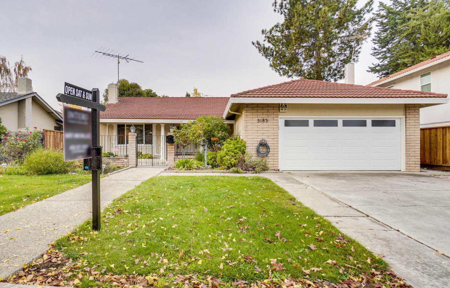 3183 Cheshire Drive San Jose, CA 95118 - MLS #: ML81732119