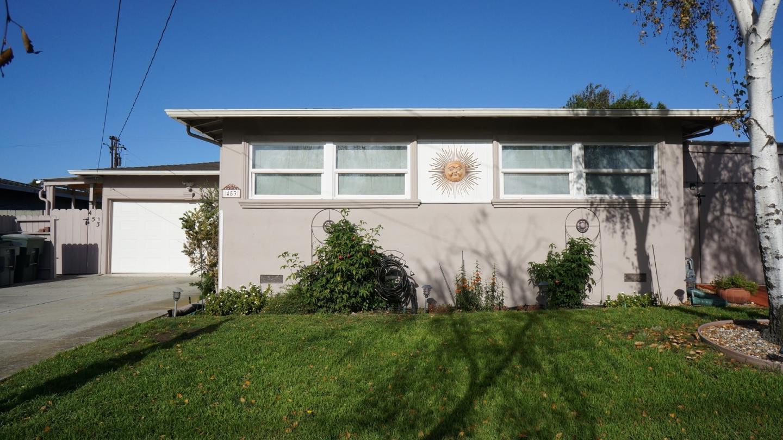 453 Glendale Avenue Sunnyvale, CA 94085 - MLS #: ML81732120