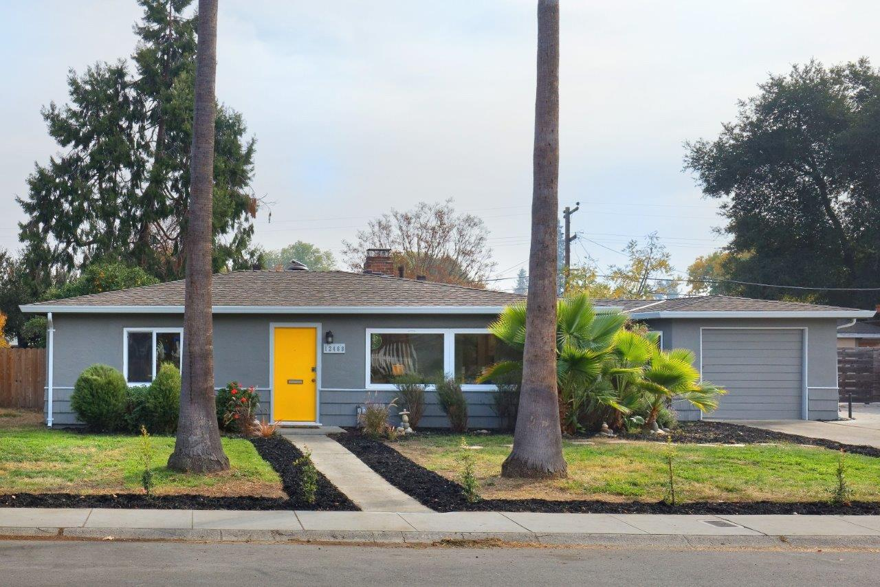 Detail Gallery Image 1 of 1 For 12468 Saratoga Ave, Saratoga, CA 95070 - 3 Beds | 1/1 Baths
