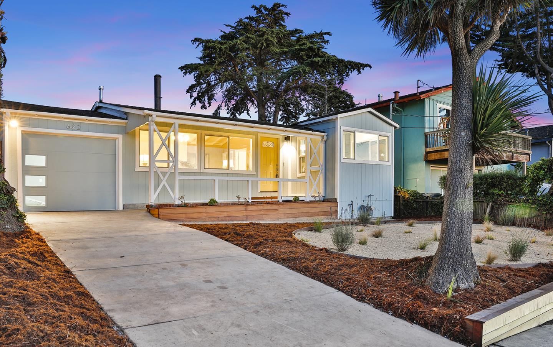 622 San Carlos Avenue El Granada, CA 94018 - MLS #: ML81732890