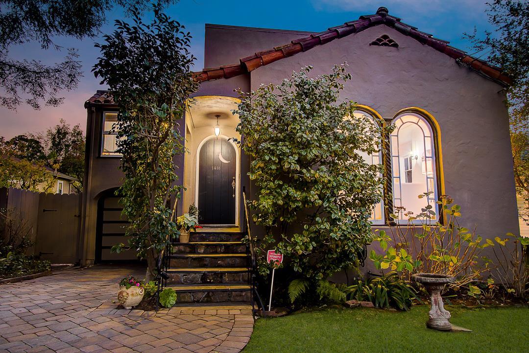 1418 Edinburgh Street San Mateo, CA 94402 - MLS #: ML81732926