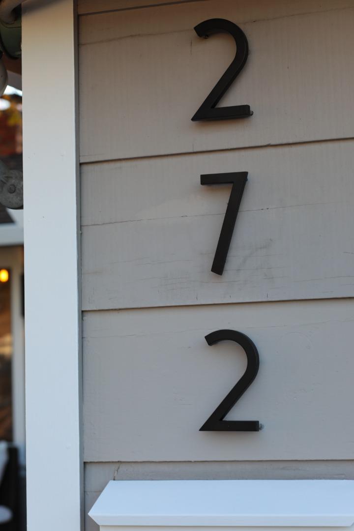 272 Hedge Road Menlo Park, CA 94025 - MLS #: ML81732929