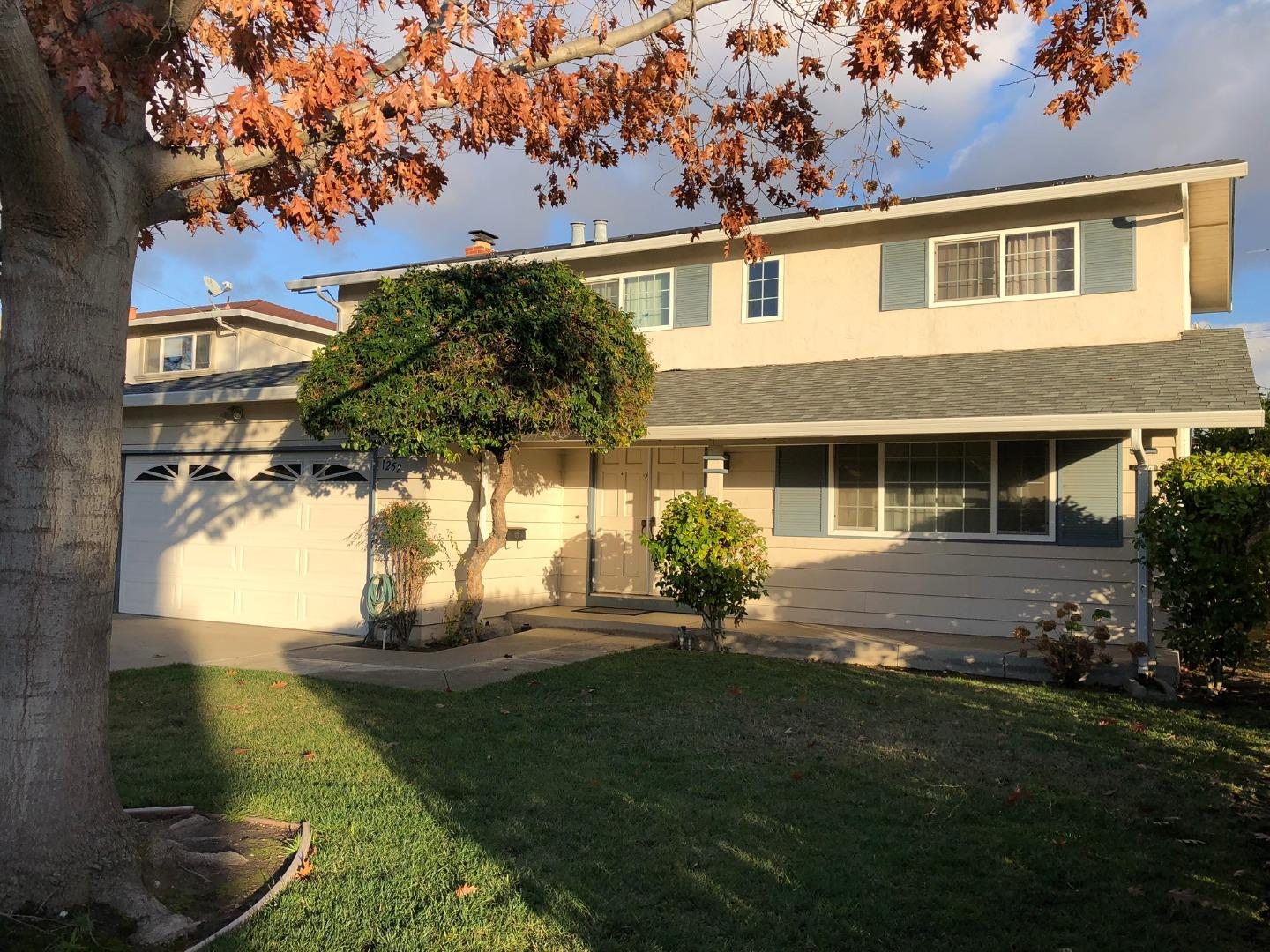 Detail Gallery Image 1 of 1 For 1252 Columbus Dr, Milpitas,  CA 95035 - 4 Beds   2/1 Baths