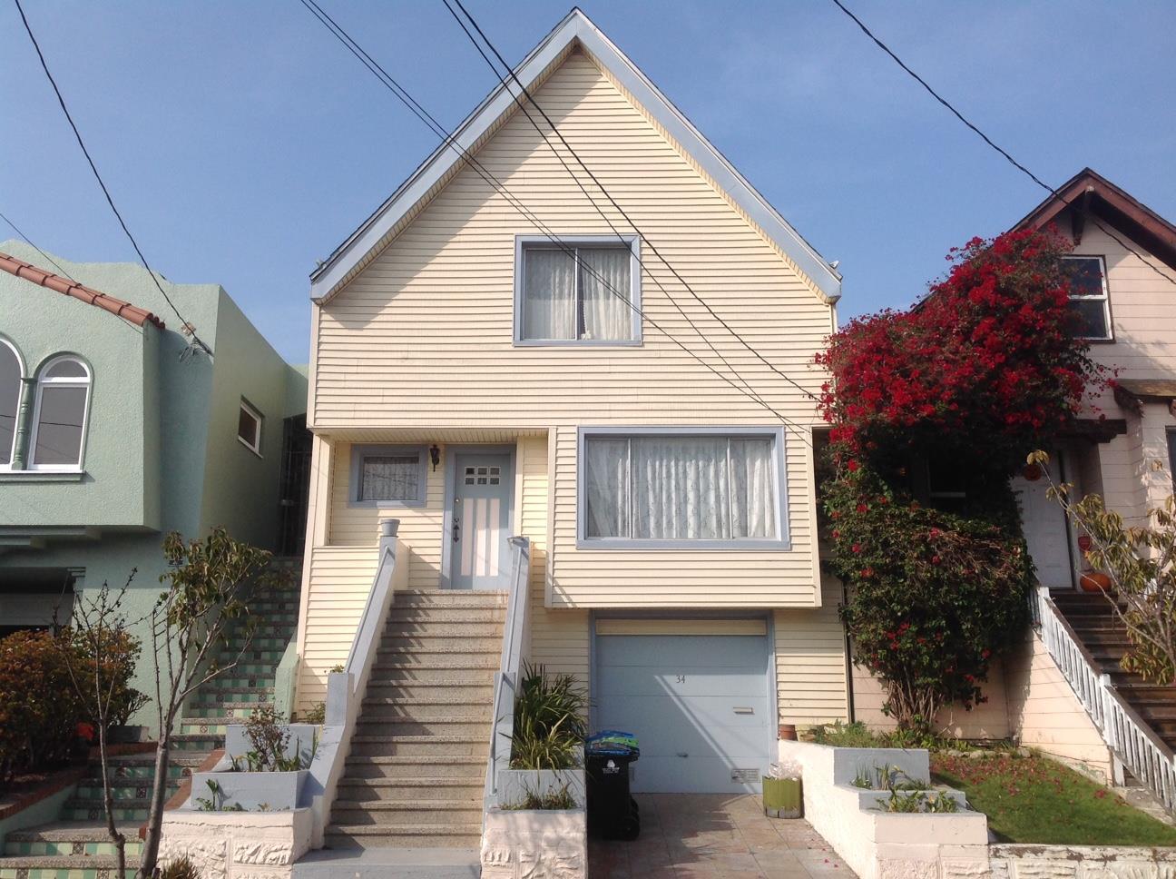 Image for 34 Wanda Street, <br>San Francisco 94112
